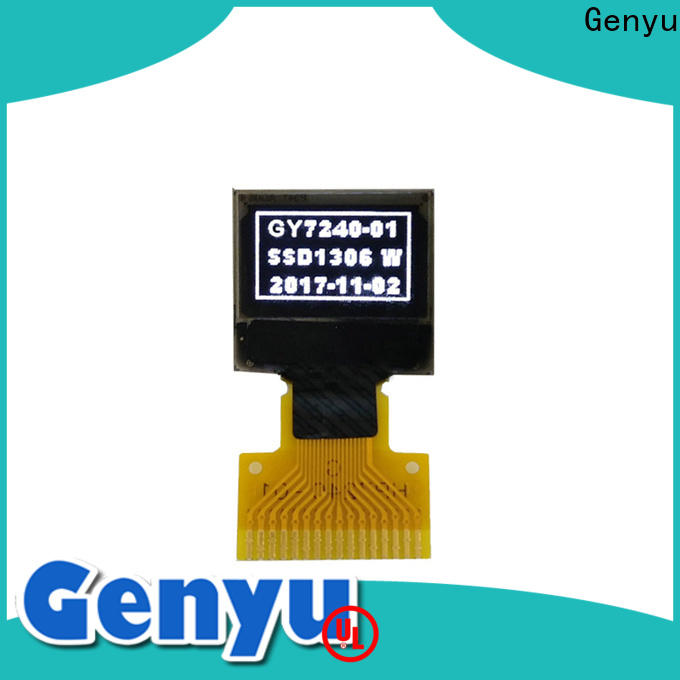 High-quality oled screen module micro factory for sports watch