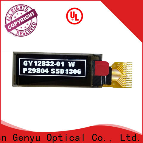 Latest oled transparent display panel company for sports watch