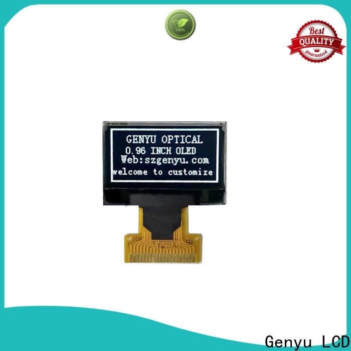 Genyu Top oled screen module company for medical equipment