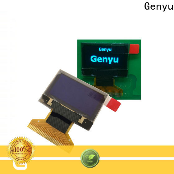 Genyu Top oled screen module suppliers for hardware wallet