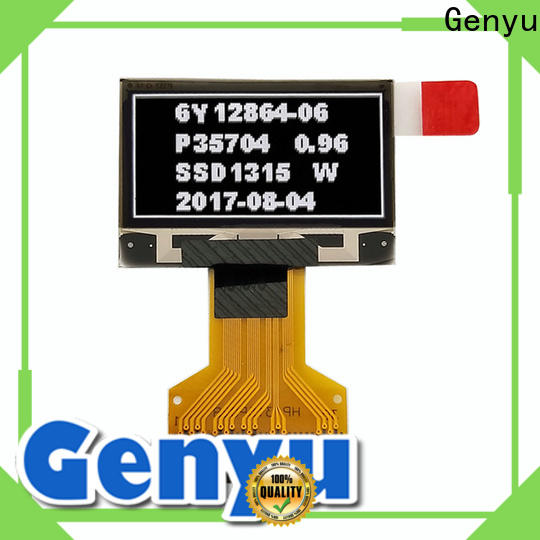 Genyu High-quality lcd oled display for instruments