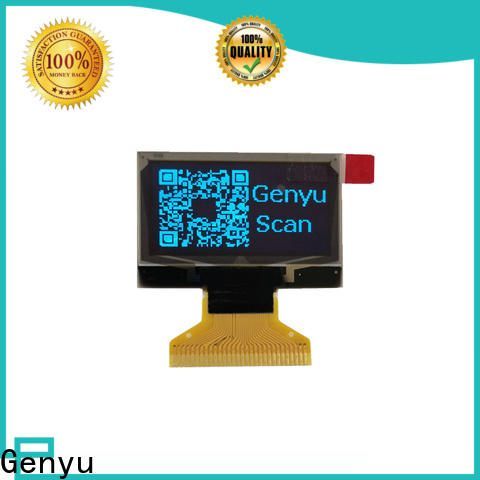 Genyu module oled display modules suppliers for smart watch