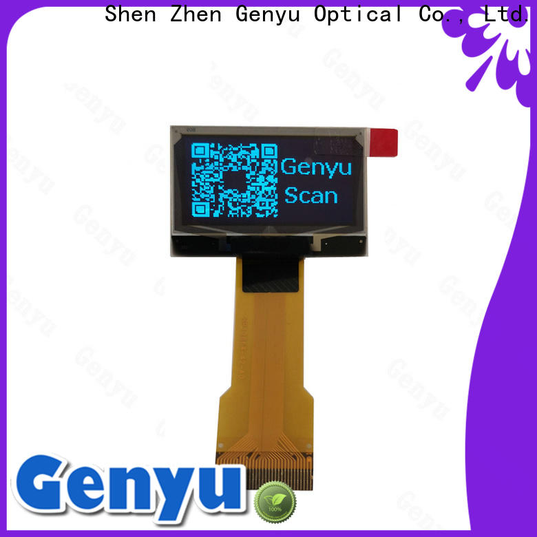 Genyu Wholesale oled transparent display supply for smart watch