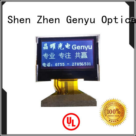 Genyu led 12864 lcd display module supply for industry