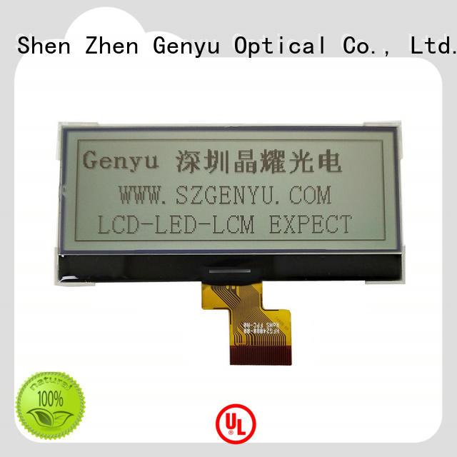 Genyu Latest dot matrix display company for equipment