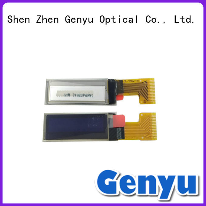 quality oled lcd module screen for DJ mixer Genyu