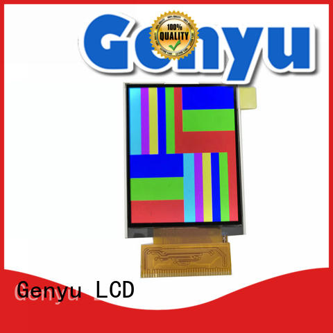 Genyu quality-reliable tft lcd display modules for instruments
