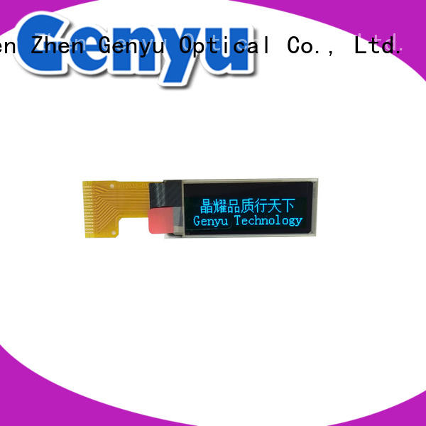 Genyu Custom 128x64 oled graphic display module for instruments