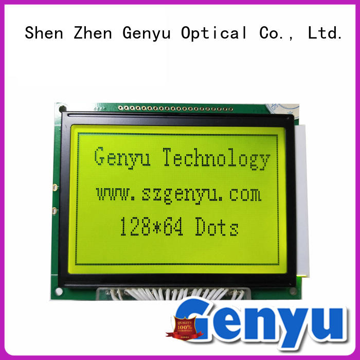 Best lcd display factory matrix manufacturers for instruments panels