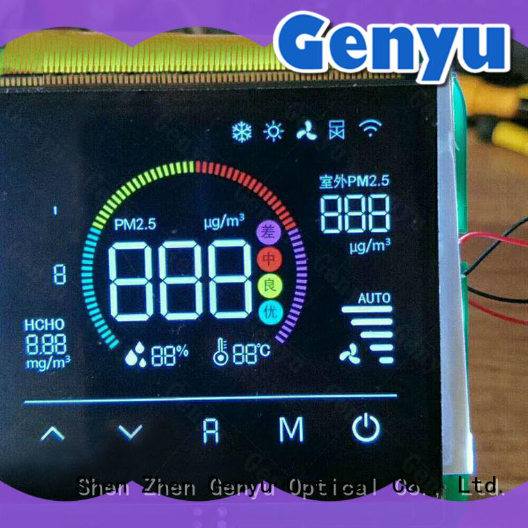 international market lcd display custom gy06254nm exporter for video