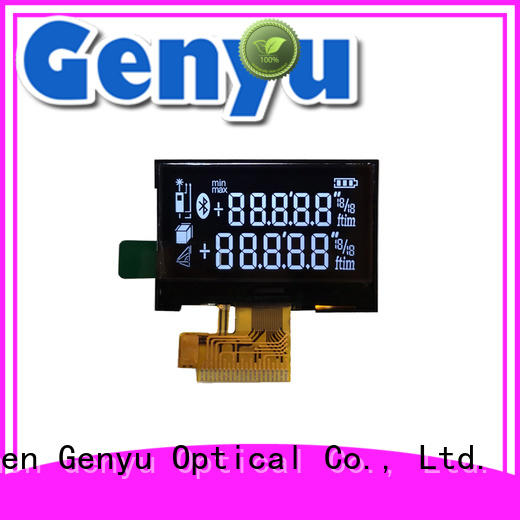New small lcd screen screen factory for meters