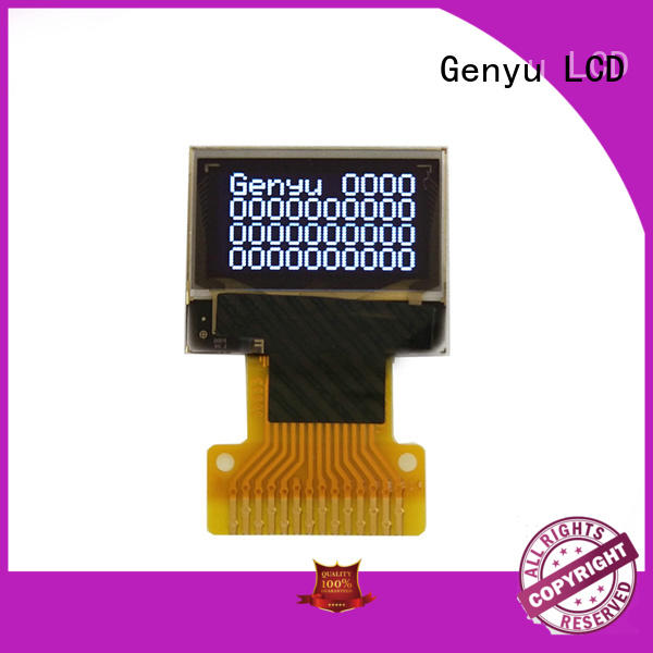Genyu inch lcd oled display for business for sports watch