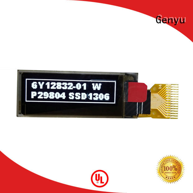 Genyu New lcd oled display supply for smart home