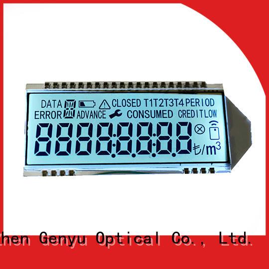 Genyu new design custom lcd panel renovation solutions for instrumentation