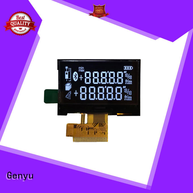 Genyu gy5774v custom lcd screen for instrumentation