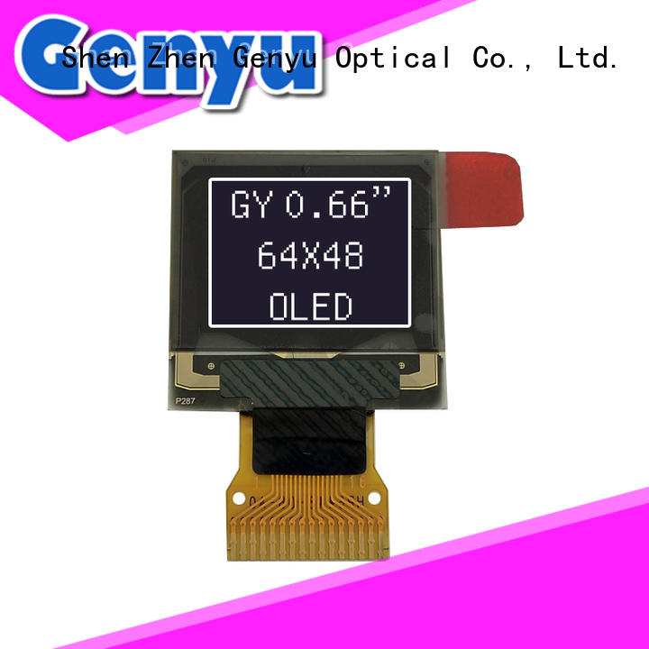 256x64 oled display modules module for instruments Genyu
