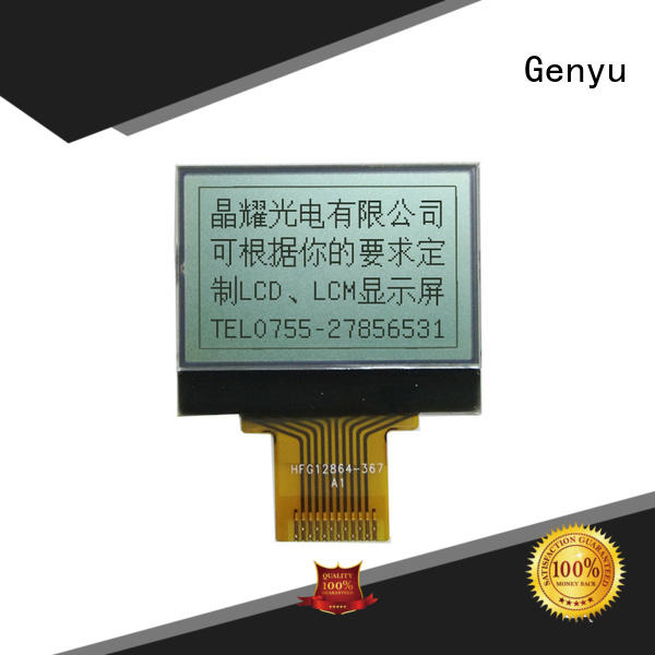 Genyu display dot matrix lcd suppliers for smart home