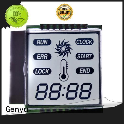 Genyu gy5773v lcd custom company for instrumentation