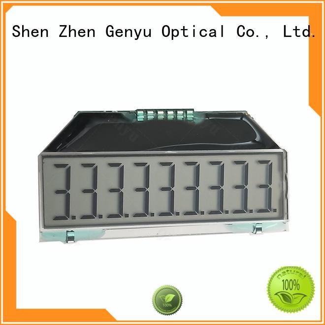 Genyu Top custom size lcd company for meter