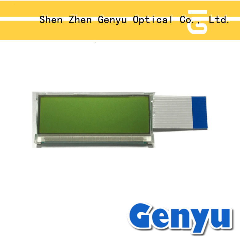 top quality 128x64 dot matrix lcd exporter for equipment Genyu