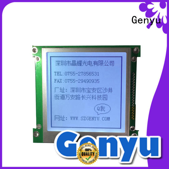New lcm lcd display 33v5v manufacturers for instruments panels