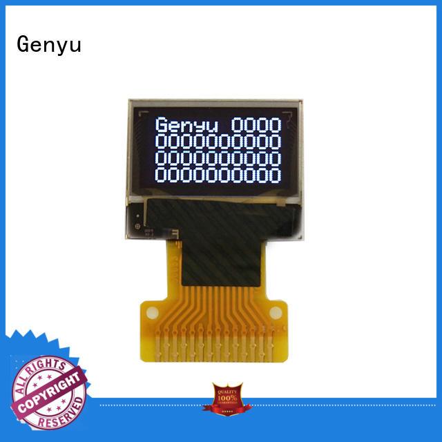 Genyu Best oled transparent display manufacturers for smart home