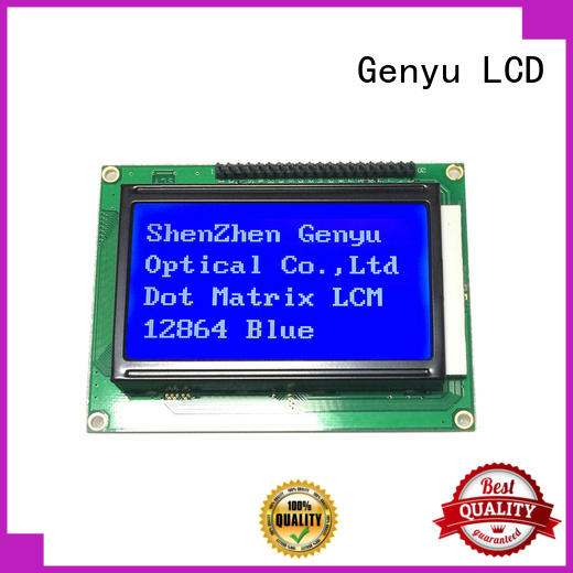 Genyu mono lcm-lcd display factory for medical equipment