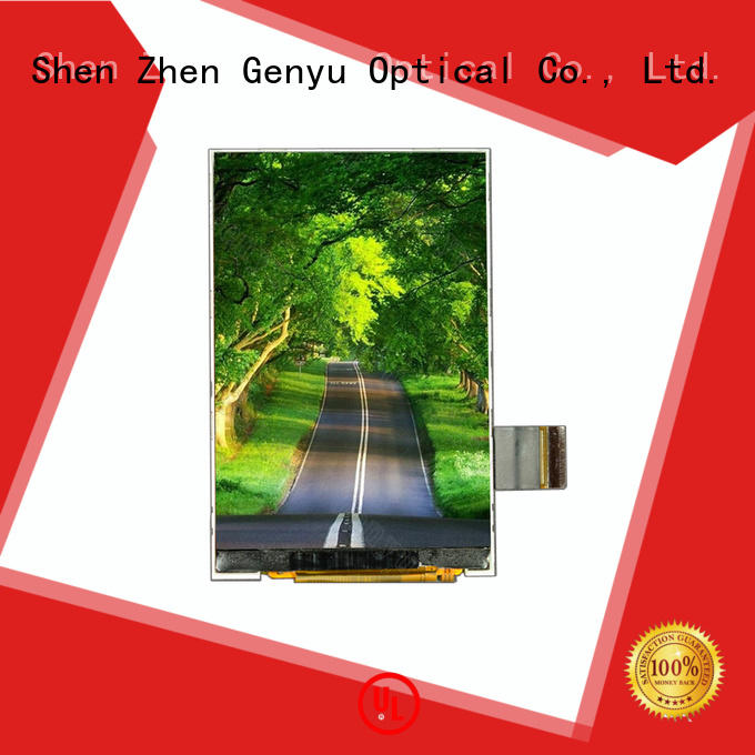 Genyu Top tft lcd modules supply for devices