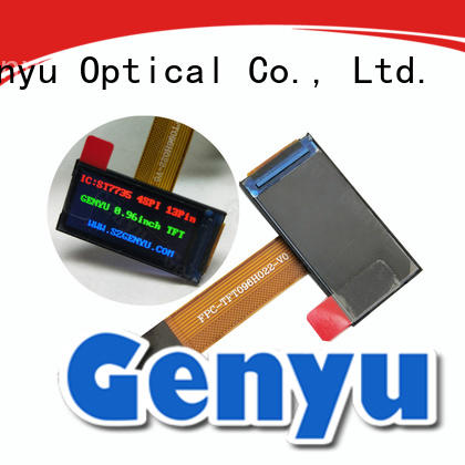 Genyu reliable tft display manufacturers price-favorable for instruments