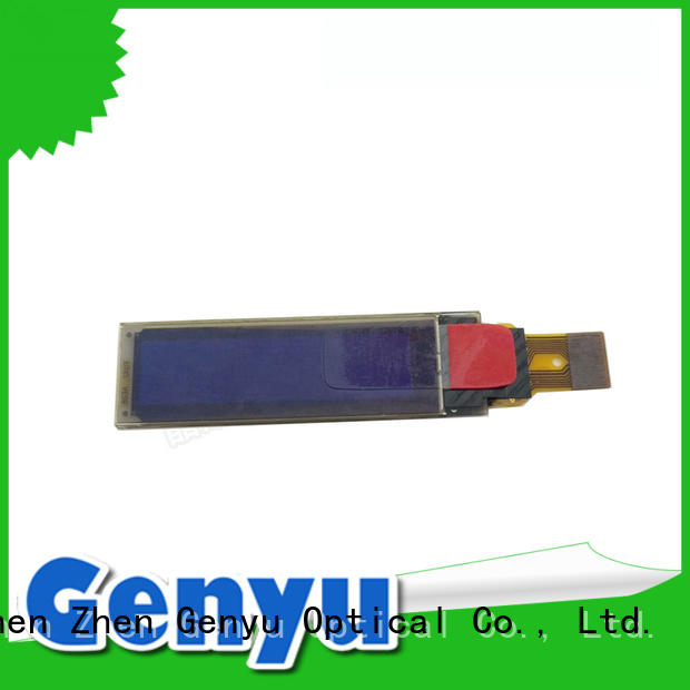 Genyu module oled lcd panel supplier for hardware wallet