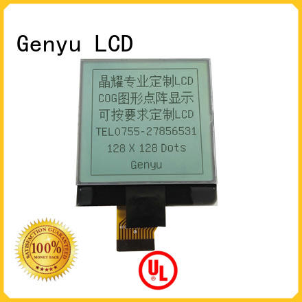 New graphic lcd 128x64 yellow company for industry