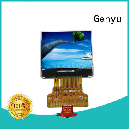 Genyu new display tft suppliers for automobile