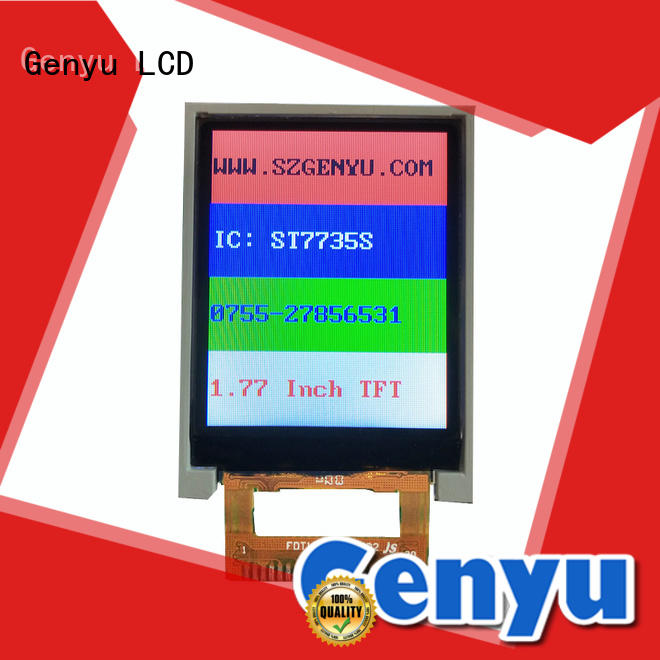 Genyu price-favorable tft panel for devices
