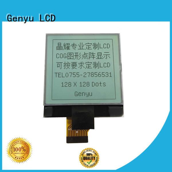 Custom 12832 lcd display 128x64 company for equipment