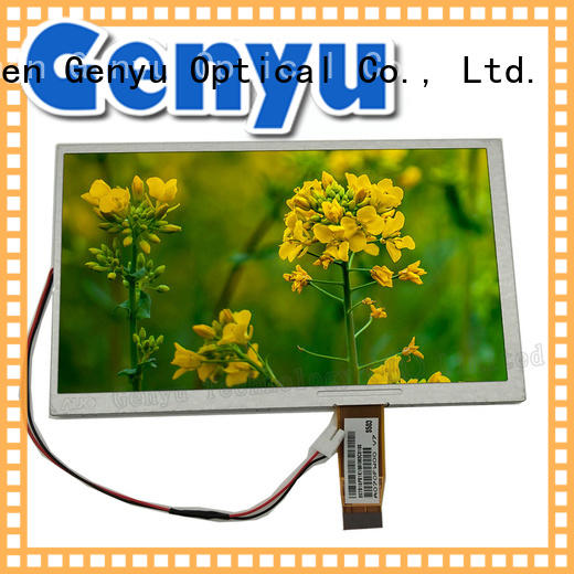 Genyu IPS TFT LCD price-favorable for equipments