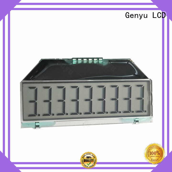 Custom custom lcd screen electricity for business for meter