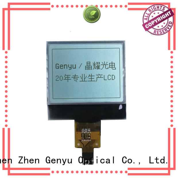 Genyu genyu 12832 lcd display for business for smart home