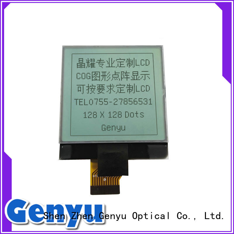 96x24 graphic lcd 128x64 manufacturer for smart home Genyu