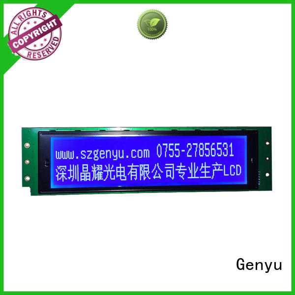 Genyu modules lcm-lcd display manufacturers for smart home