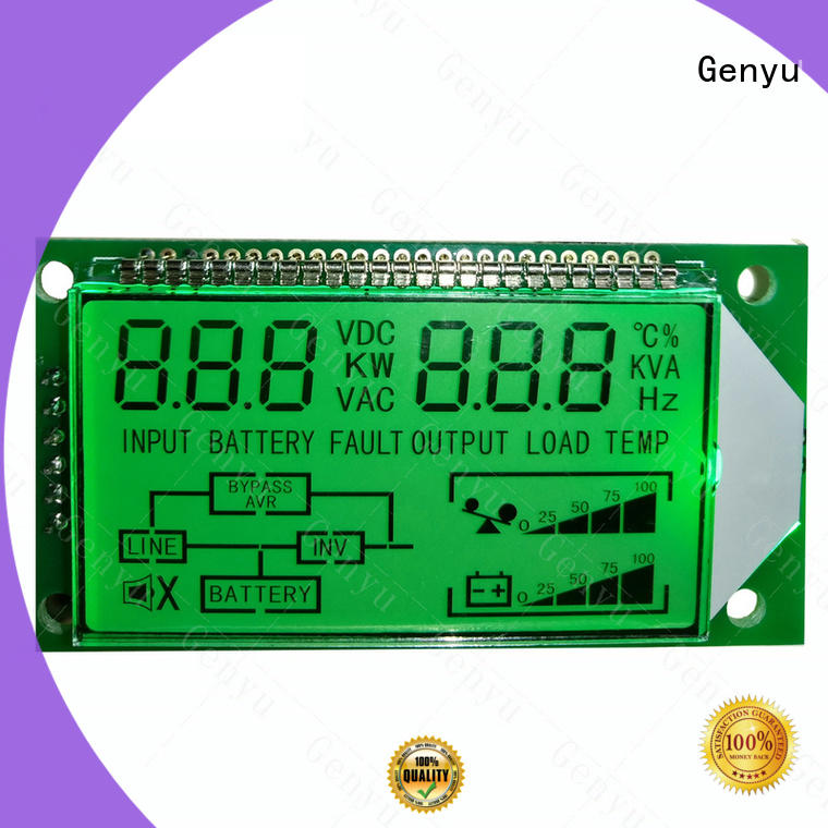Wholesale custom lcd screen gy8812825 factory for instrumentation