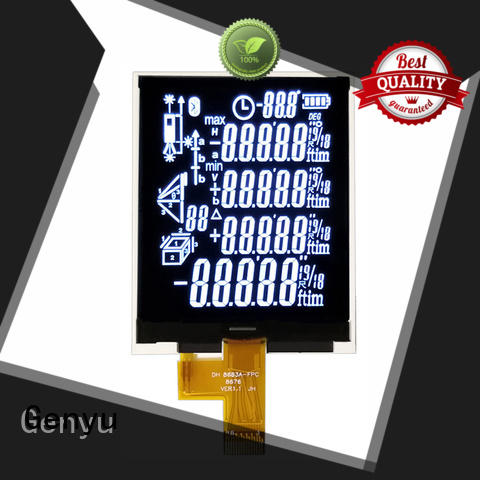 Genyu Wholesale custom size lcd for business for video