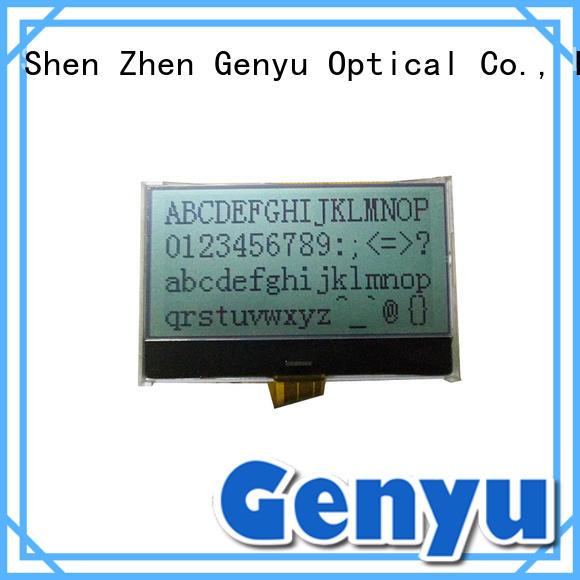 Genyu LCD Factory 12864 lcd display supplier