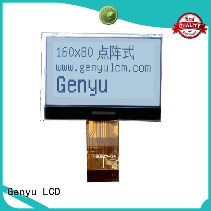 Genyu Wholesale graphics lcd modules factory for industry