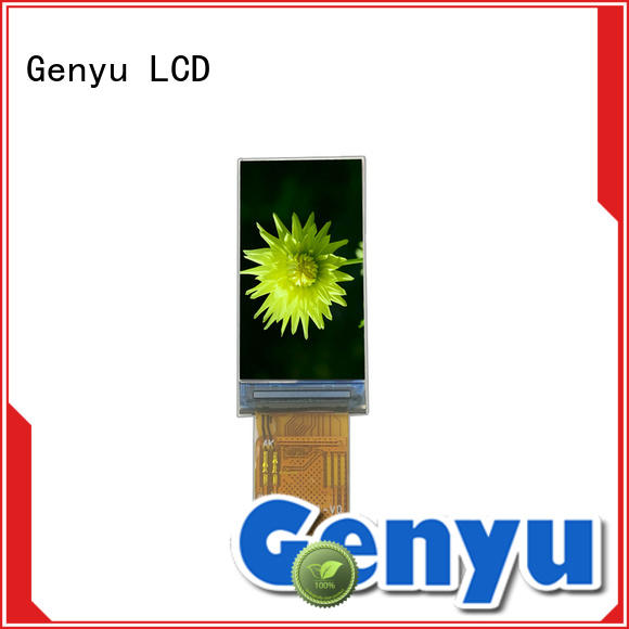 Genyu quality-reliable tft lcd modules for instruments