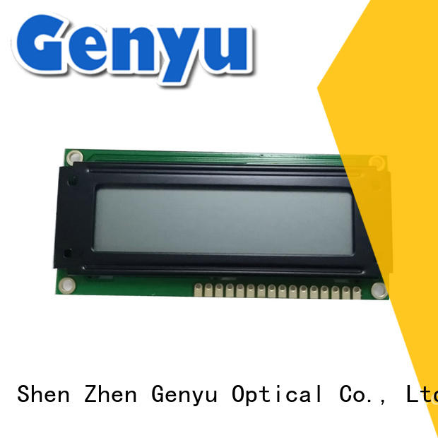 Genyu trade assurance character lcd screen manufacturer for TAB