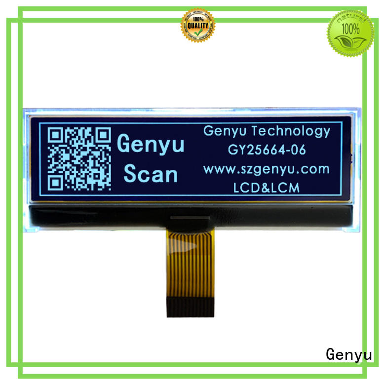 Top cog type lcd monochrome company