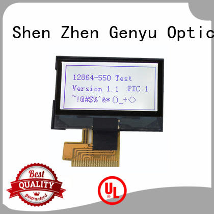 Genyu Custom graphic lcd screen for business for smart home