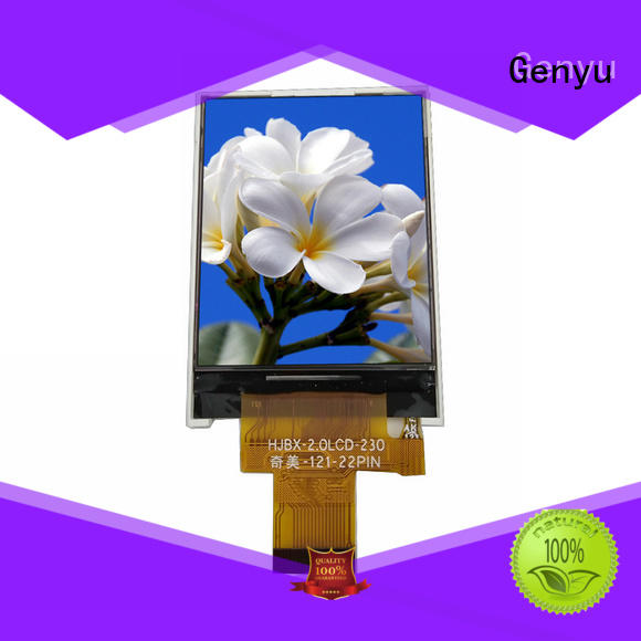 Genyu High-quality lcd tft module company for devices