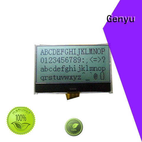 Genyu Best lcd 12864 for business for smart home