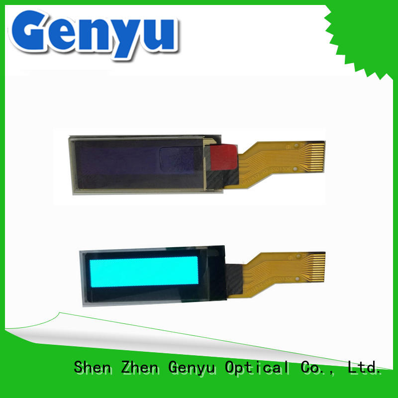 graphic 1.3 OLED screen for instruments Genyu